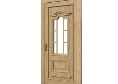 Wizualizacja drzwi dla Hohensee Gede