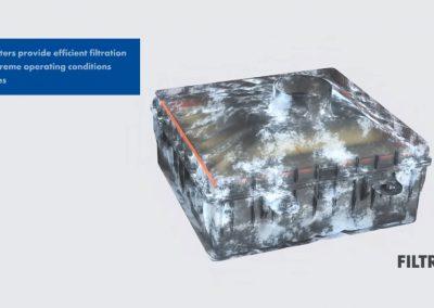 Filtron filtr powietrza